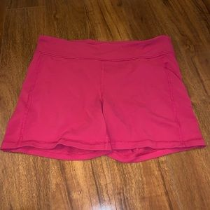 Athleta short shorts like new